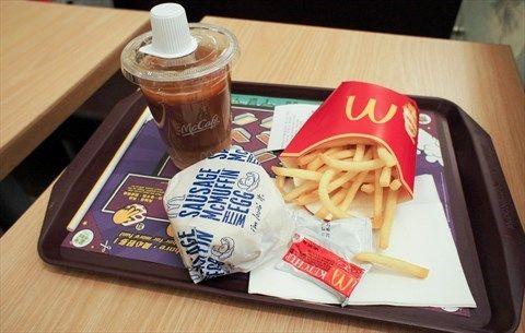麥當勞 (赤鱲角店)