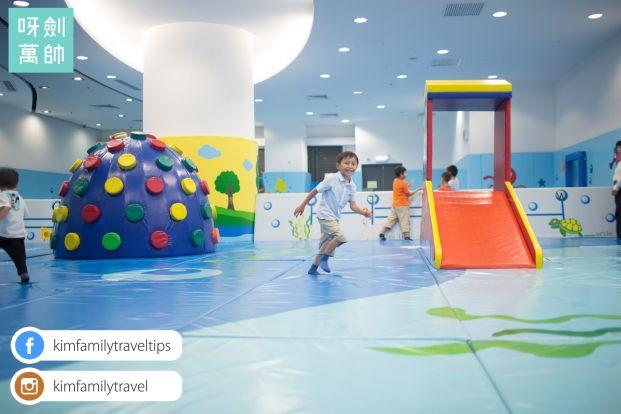 元朗天暉路體育館 (兒童遊戲室)