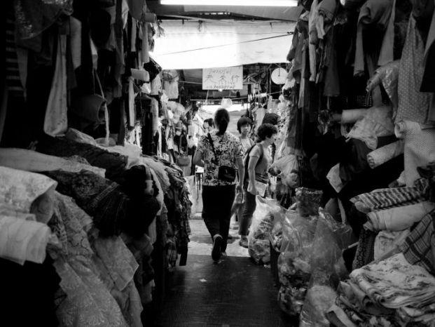 欽州街小販市場