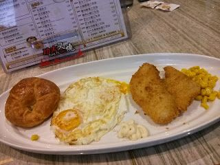 百份百餐廳 Cafe 100% (藍田店)