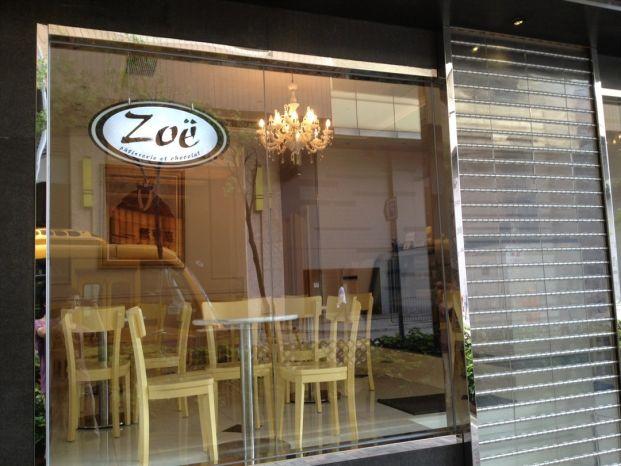 Zoe Cafe (西灣河店)