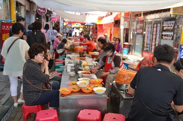 札嘎其市場 (韓國)