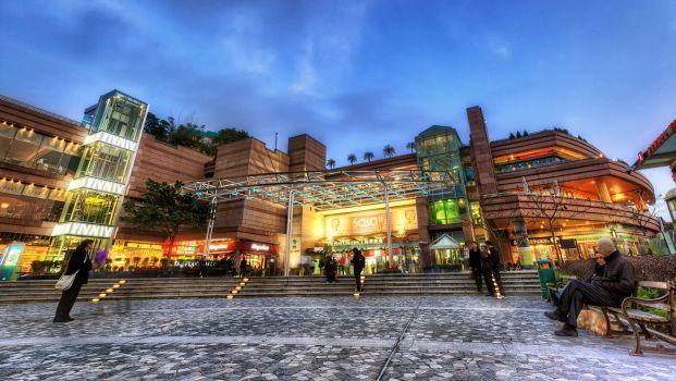 山頂廣場 The Peak Galleria