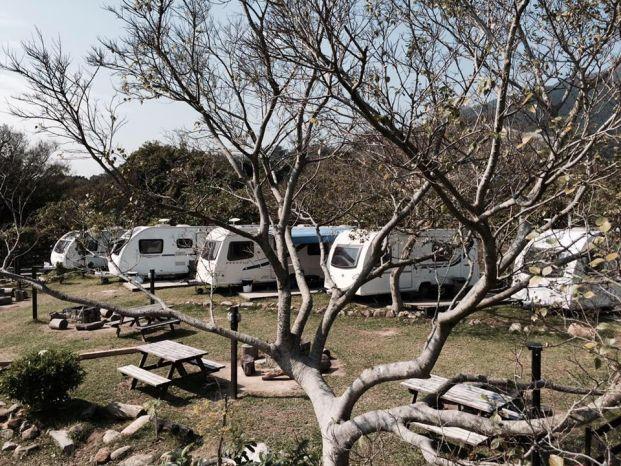 塘福露營車