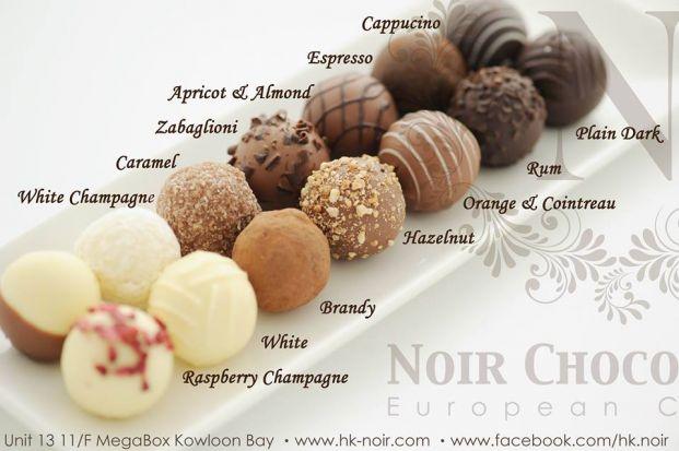 Noir Chocolatier