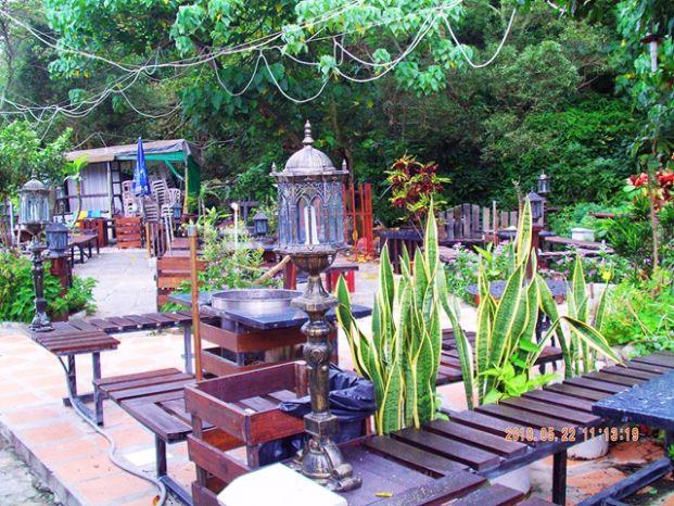 長城燒烤場