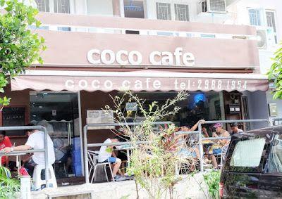 Co Co Cafe