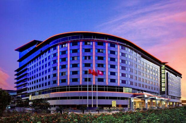 OM Spa (富豪機場酒店)