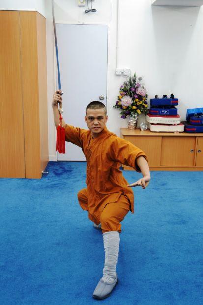 香港少林武術文化研修中心
