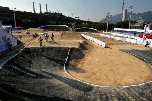 賽馬會國際小輪車場