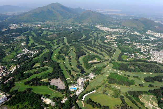 粉嶺香港哥爾夫球會