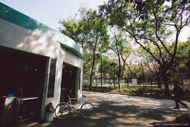 湖山單車公園