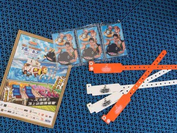 (已結業)(已完結)(期間限定) One Piece Carnival 中環海濱 (2016年7月8日-8月7日)