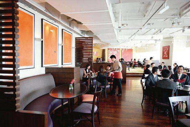 一樓咖啡室