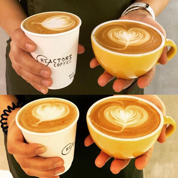 Reactors Coffee