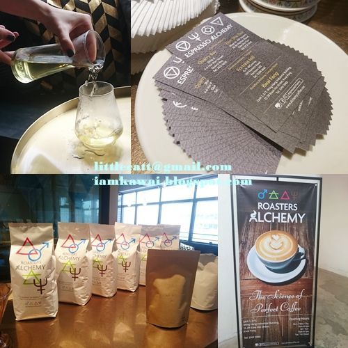 Roasters Alchemy (葵涌店)