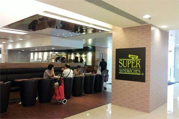 Oliver's Super Sandwiches (屯門店)