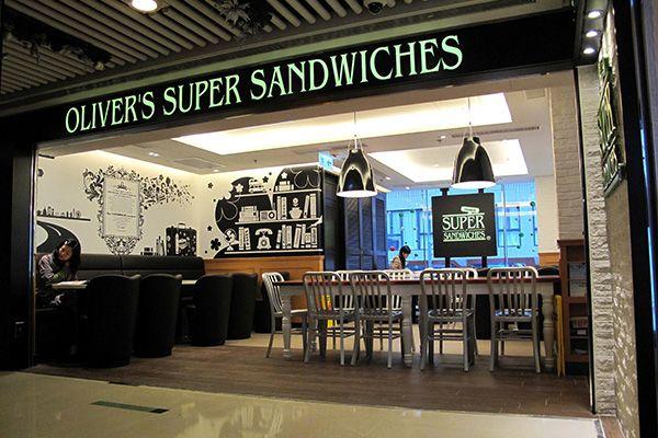 Oliver's Super Sandwiches (銅鑼灣廣場分店)