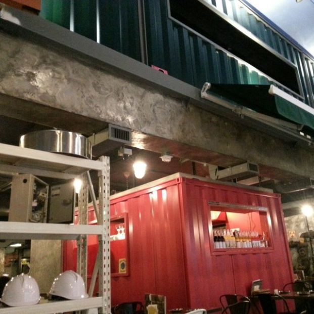 Container Factory Restaurant & Bar