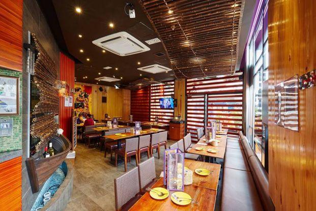 小曼谷海鮮燒烤屋 (太子道西店)