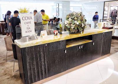 Cova Pasticceria & Confetteria (尖沙咀海港城店)