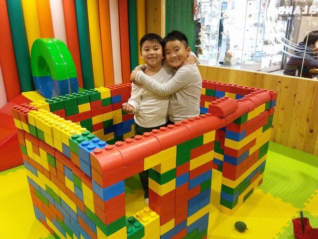 親子空間遊樂園