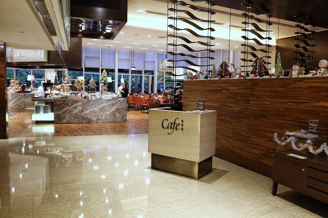 沙田凱悅酒店咖啡廳