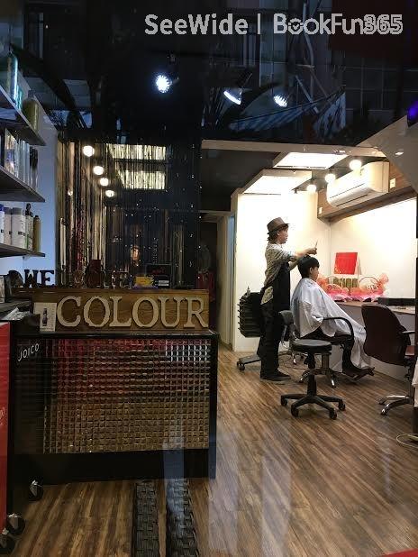 Colour For Hair 色彩
