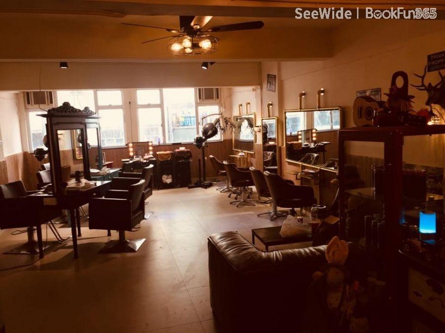 Story hair house
