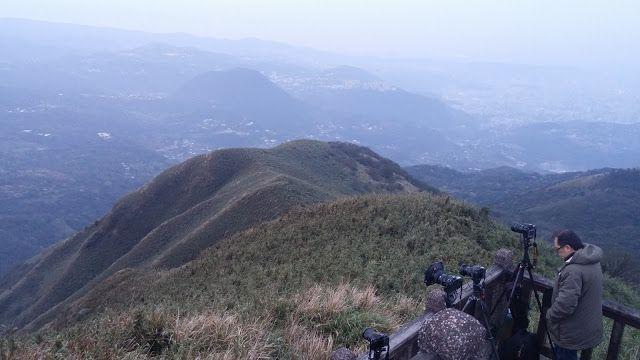 台灣大屯火山群