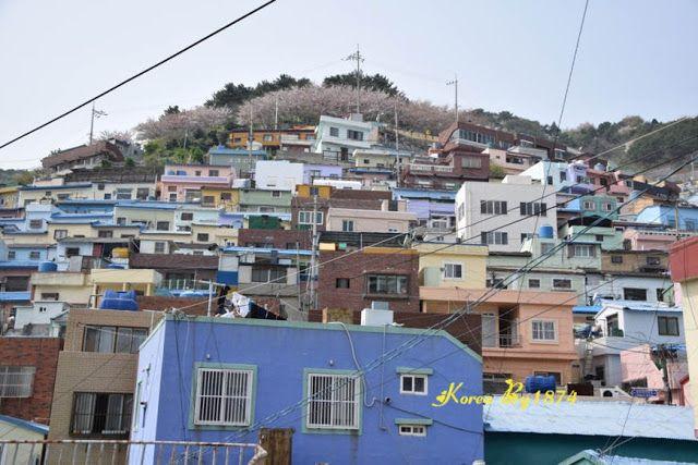 甘川文化村 (韓國)