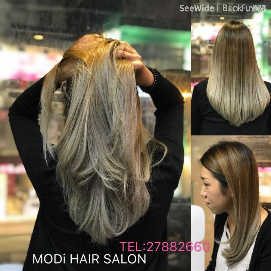 MODi Hair Salon (1樓C)