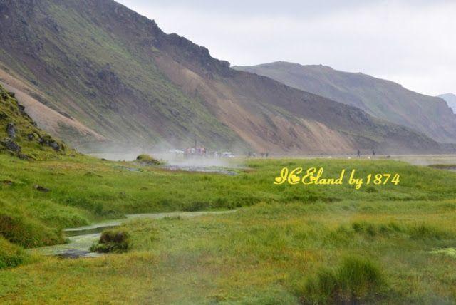 Landmannallaugar 冰島高地