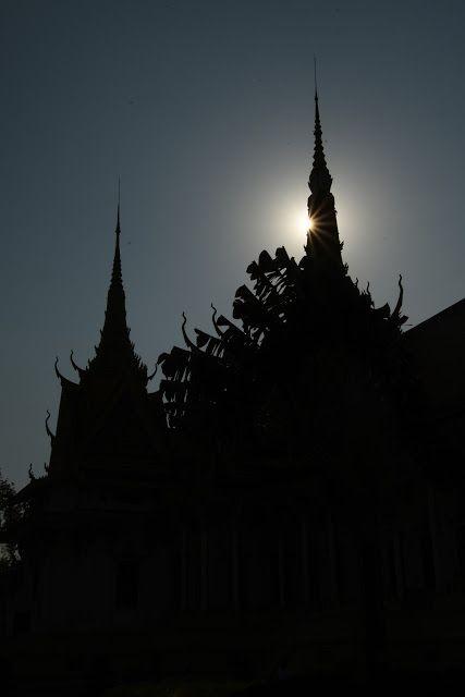 柬埔寨施漢諾親王皇宮