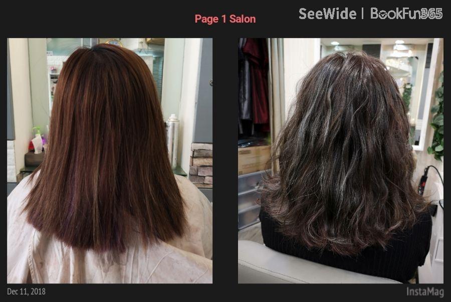 Page 1 Salon