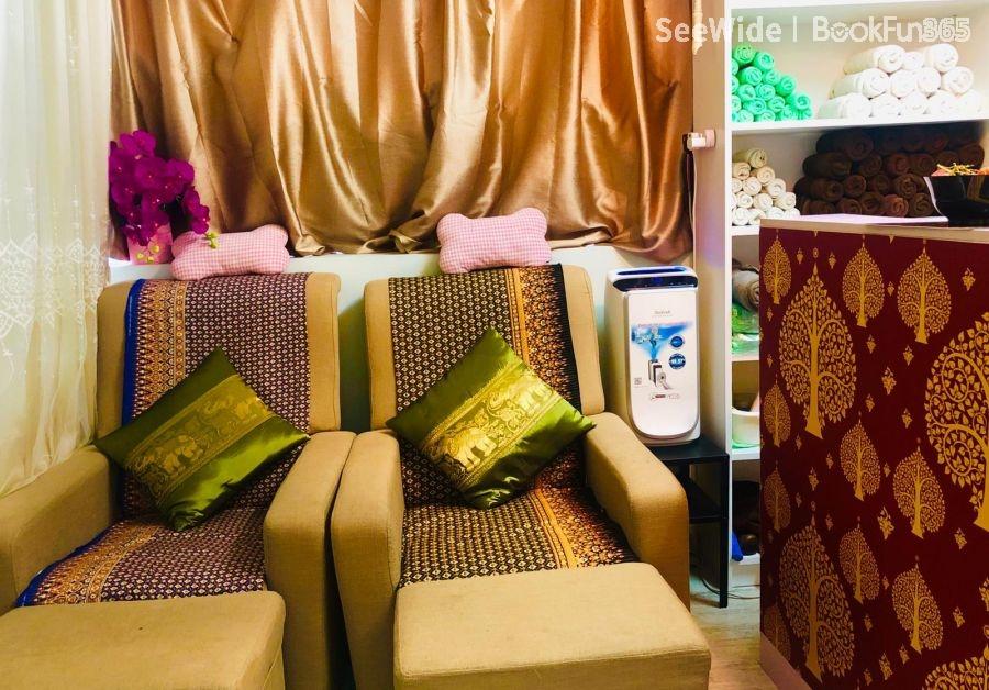 Bualuang Thai Spa Massage