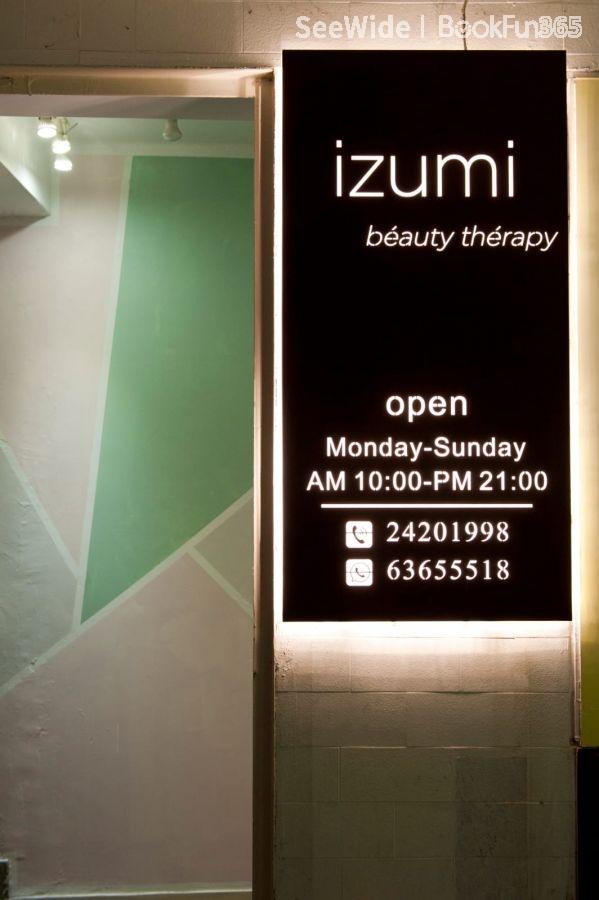 izumi beauty therapy
