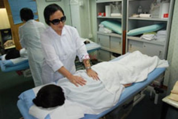 明心失明人手力按摩治療中心
